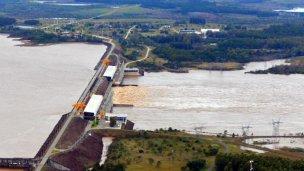 Hay fondos para financiar la esclusa de navegación de Salto Grande