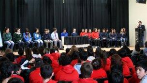 San José ya tiene nuevos concejales estudiantiles