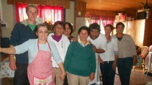 Comedor Evita: Ayudando a los demás