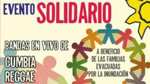 Colón se solidariza con los inundados
