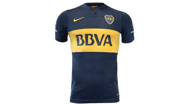 Conocé la nueva camiseta de Boca - Noticias - Elentrerios.com 23003a4a1a175