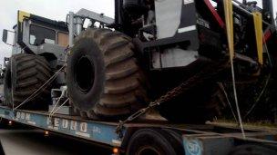 Camiones detenidos: la explicación