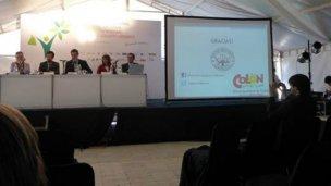Villanova expuso sobre los GIRSU en un Congreso Internacional