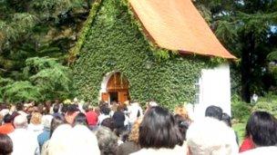 Organizan un viaje al Santuario de la Virgen del Schoenstatt