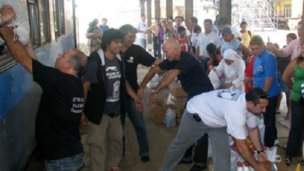 """""""Tren solidario"""" visitará barrios concordienses"""