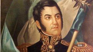 Inaugurarán un busto de San Martín