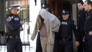 El chofer y narcotraficante entrerriano está alojado en el penal de Ezeiza