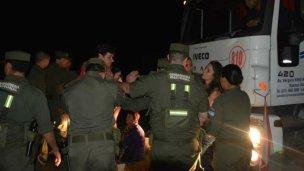 Denuncia penal para Gendarmería
