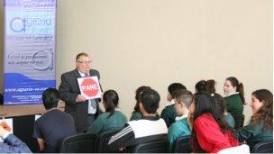 Educación vial para estudiantes secundarios