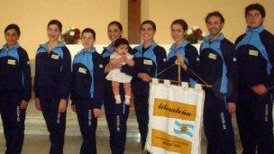Litoraleña Academia de Folclore y Tango se presentará en Colombia