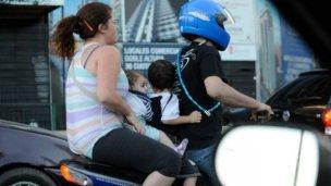 Comenzaron los controles de motos a cargo de la Policía
