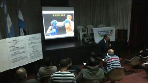 Curso Básico de Formación de Árbitros, Jueces y Técnicos de Boxeo
