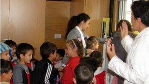 La Unidad recibió alrededor de 250 niños
