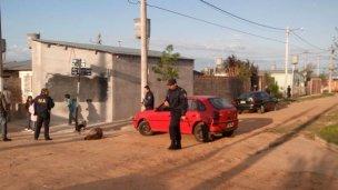 Detuvieron al presunto asesino de Víctor Rueda