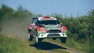 """Rally Argentino: """"correr en Concordia me llena de alegría"""""""
