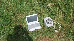 Capturados por robar dos netbooks