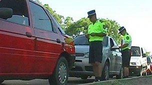 Rutas entrerrianas: ¿cuánto te costará cometer una infracción?