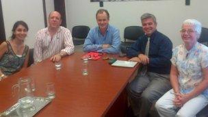 Alianza Francesa en Concordia: Avanzan las gestiones