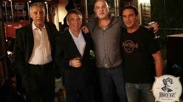 A la izquierda, Marizza, de Caballi SA