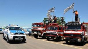 Fallo judicial deja a bomberos sin IOSPER