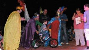 Ganadores en el Festival Provincial de los Reyes Magos