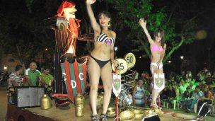 Murgas y comparsas celebran el carnaval