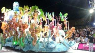 Las mejores fotos del Carnaval de Concordia