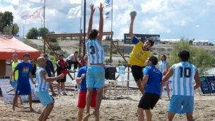 Se acerca el primer Beach Handball