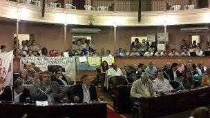 Reforma electoral express en Entre Ríos
