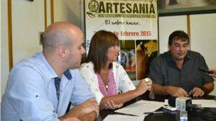 Sin TV Pública, pero con el gobernador Urribarri