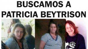 No encuentran a Patricia Beytrison
