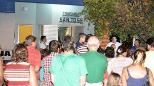 Convocan a manifestarse frente a la comisaría de El Brillante