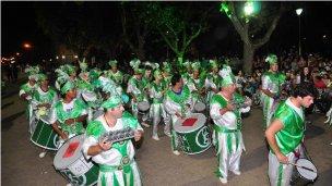 Organizan los tradicionales corsos colonenses