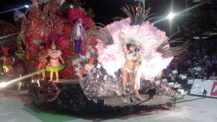 Así se vivió la cuarta noche de carnaval