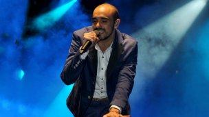 Récord de público para Abel Pintos