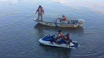 Hallaron su cuerpo en el río Paraná