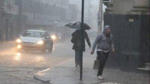 Entre Ríos, en alerta: las tormentas llegarían por la tarde