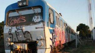 El tren fantasma en Entre Ríos
