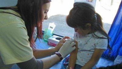 Recordatorio: calendario de vacunas