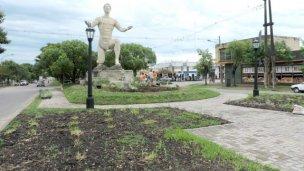 Reinaugurarán el Monumento al Sembrador con un desfile de Alcec