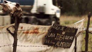 Capitán argentino lucha contra el GMO