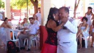 El tango estuvo de fiesta