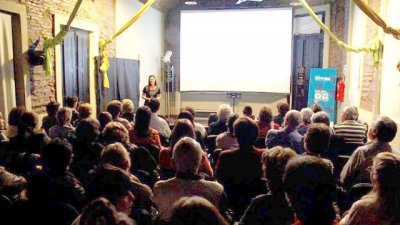 Proyectan película  filmada en Entre Ríos