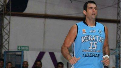 Alejandro Burgos se despidió de la práctica activa del básquetbol