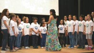 Todos invitados al Coro Municipal de Niños