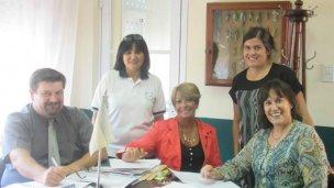 La Educación Técnico Profesional se reúne en Colón