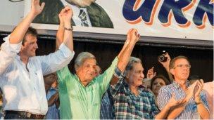 Lauritto y Bahl reclaman al PJ entrerriano