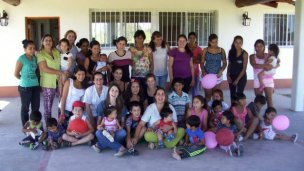 CONIN y un festival contra la desnutrición