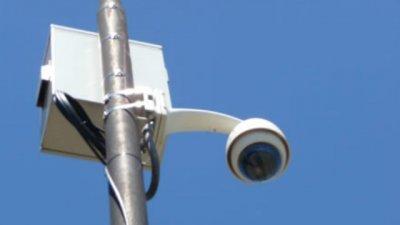 Licitaron la compra de cámaras de vigilancia