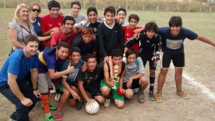 Juegos Deportivos Evita: Fue el turno de fútbol, también del básquet